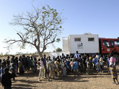Enfants du Monde, Comité Nice Côte d'Azur, Burkina Faso, Santé