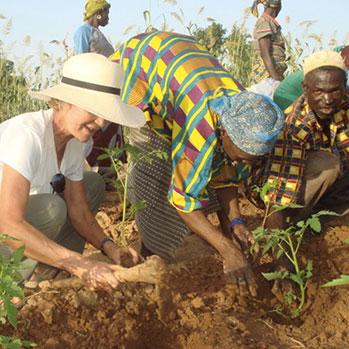 Enfants du Monde, Comité Nice Côte d'Azur, Burkina Faso, Malnutrition